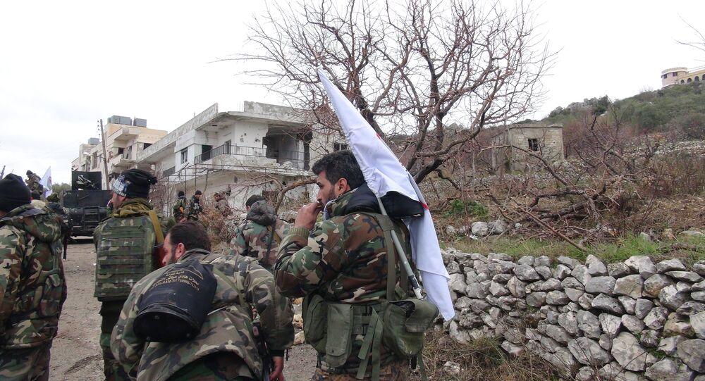 الجيش السوري في كنسبا