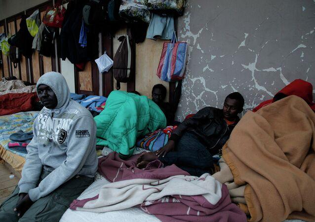 Migrants of Sudan