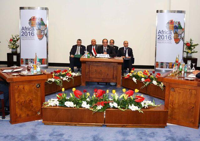 اجتماع ثلاثي بين مصر وإثيوبيا والسودان