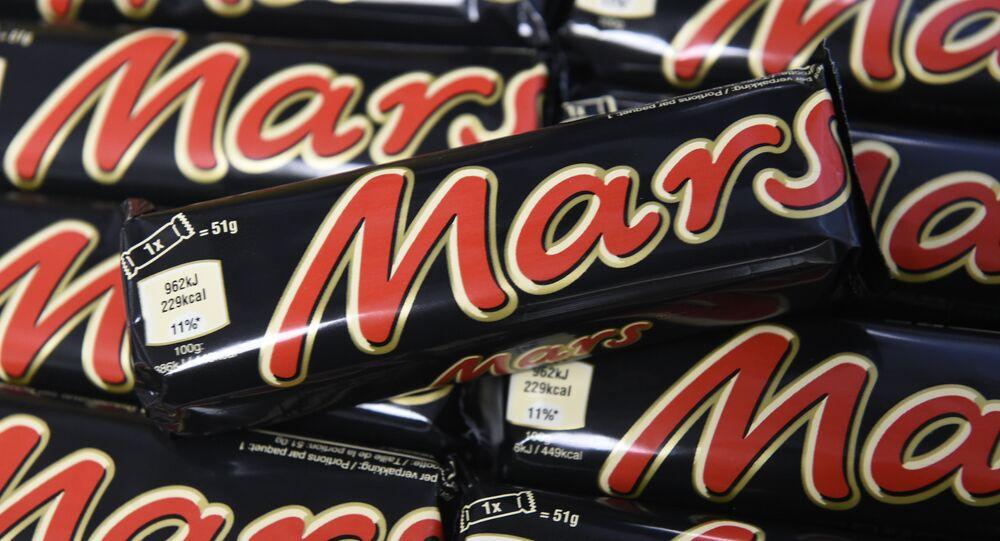 شوكولاتة مارس