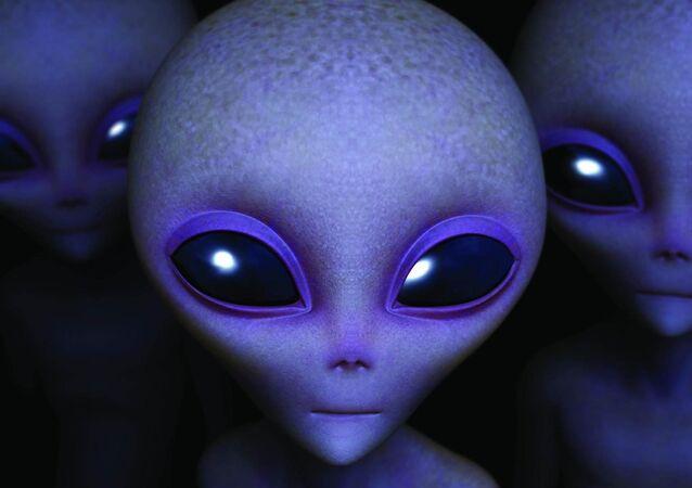 كائنات فضائية تخيلية