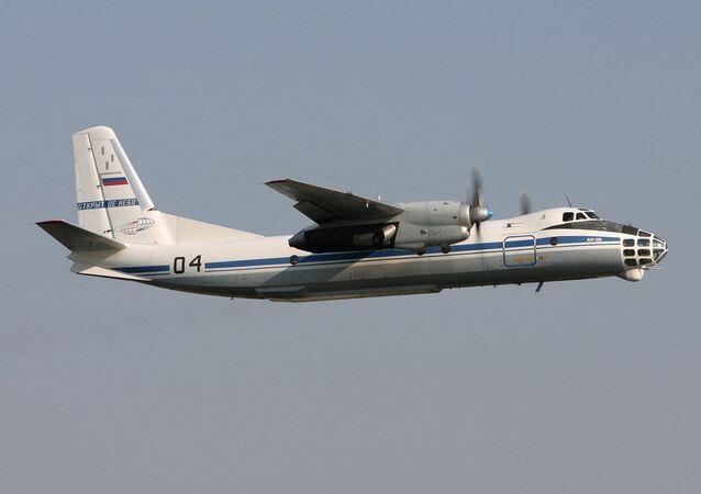 طائرة أن-30بي الروسية