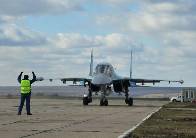 مقاتلات سو-34