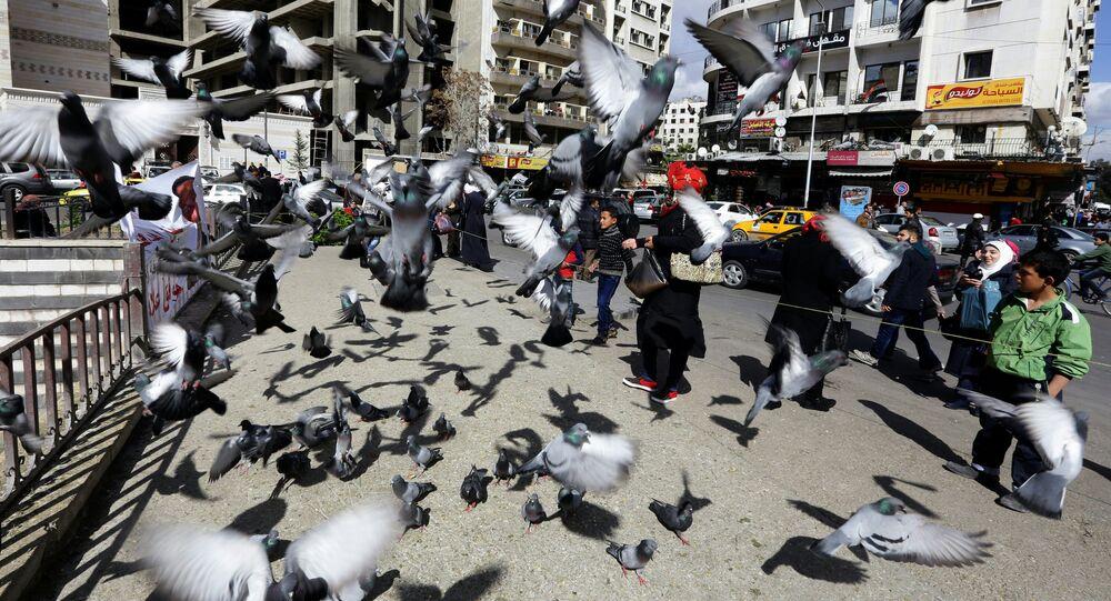 دمشق - سوريا