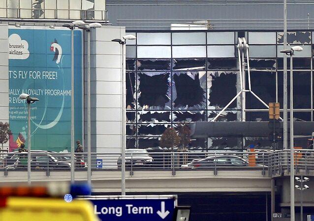 مطار بروكسل