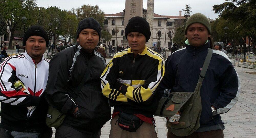 عناصر داعش باللباس المدني