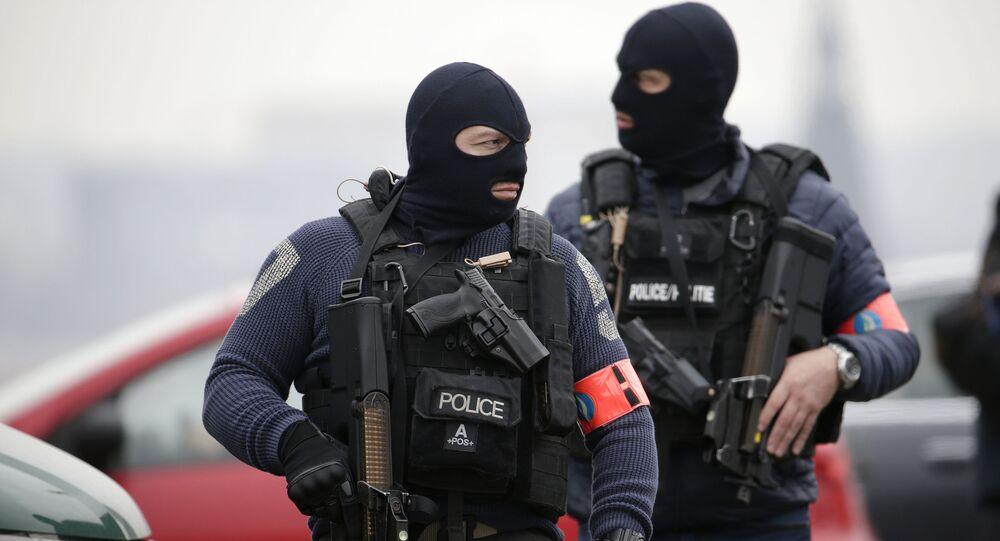 قوات خاصة في بروكسل