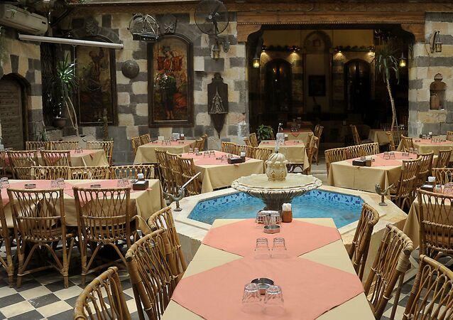 مطاعم سوريا خاوية بسبب ارتفاع الأسعار