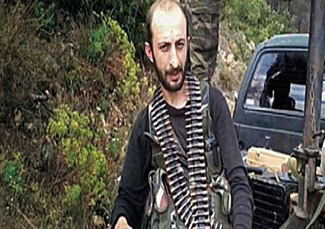 ألبارسلان شيليك، الذي أعلن مسؤوليته عن قتل طيار قاذفة سو-24 أوليغ بيشكوف