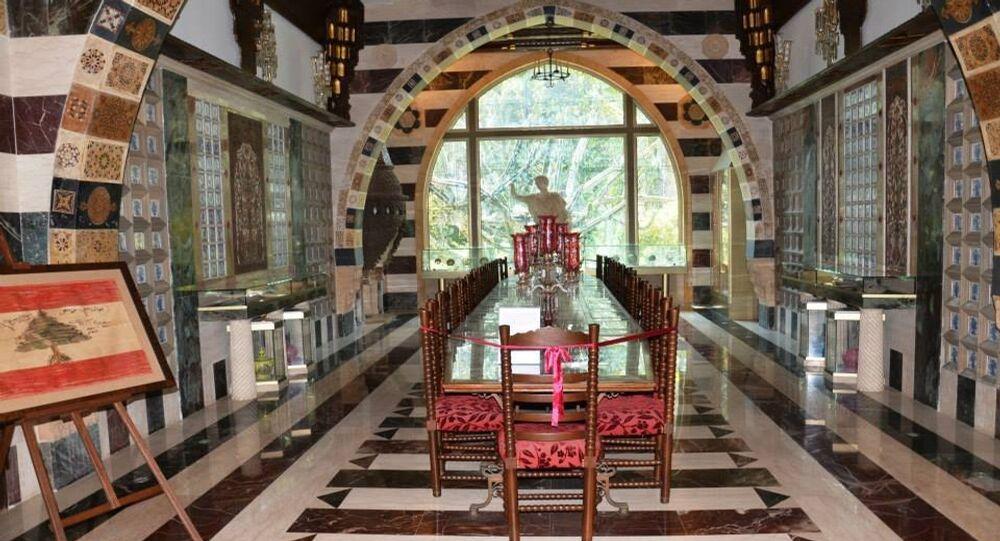 متحف فني في لبنان