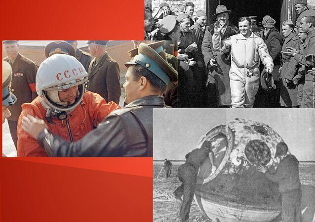 59 عام من الريادة الروسية في الفضاء