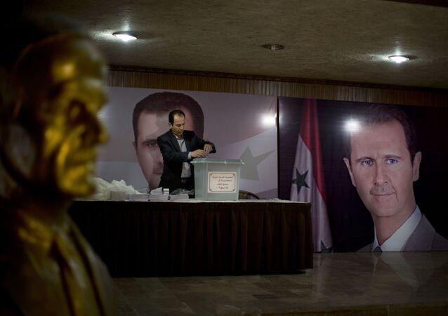 سوريا والانتخابات