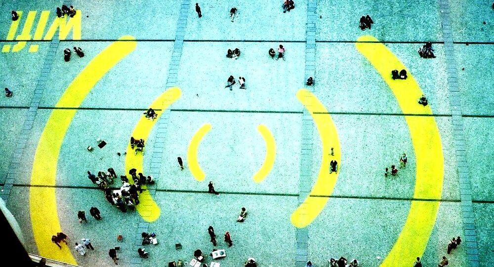 Wi-Fi انترنت