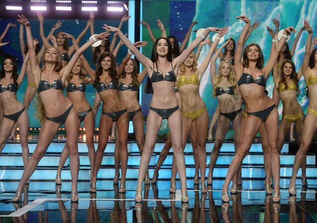 المشاركات فى مسابقة ملكة جمال روسيا عام 2016