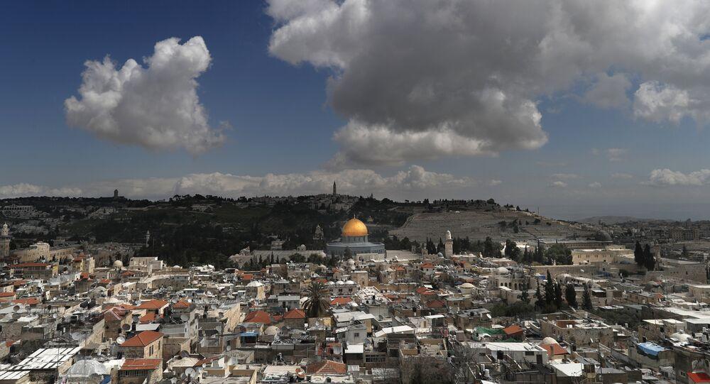 جبل الهيكل المزعوم