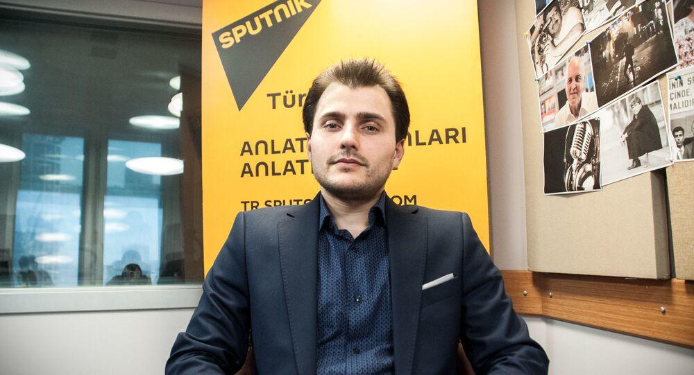 رئيس تحرير موقع سبوتنيك – تركيا