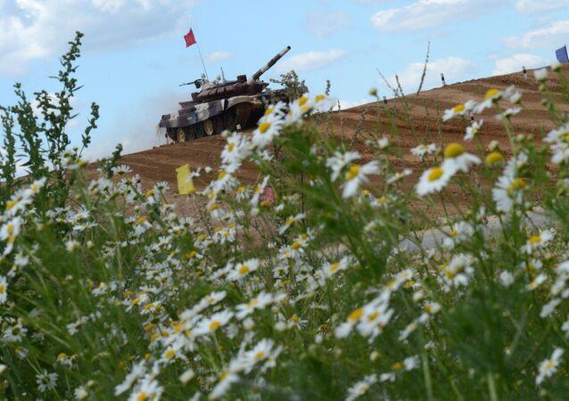 بطولة حقل الدبابات في ألابينو