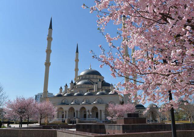 مسجد قلب الشيشان