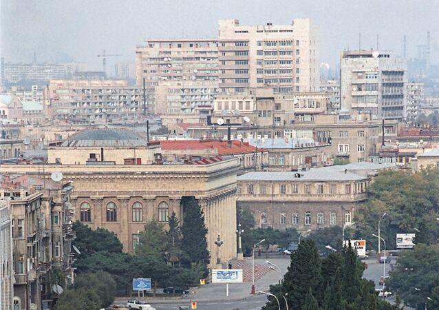 العاصمة الأذربيجانية باكو