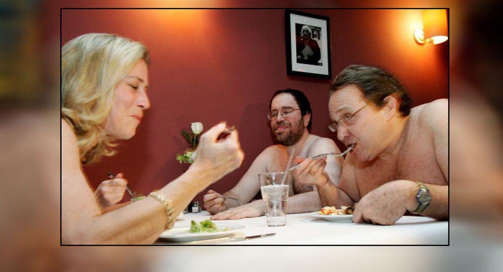 مطعم سوشي في ألمانيا يمنع مواطنا من الدخول بسبب التهامه