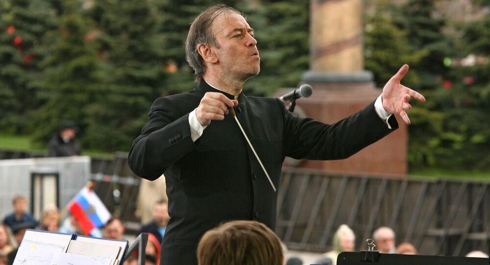 أوركسترا مسرح ماريينسكي الروسي بقيادة المايسترو، فاليري غيرغييف