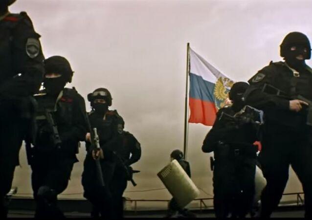 قوات الحرس الوطني الروسي