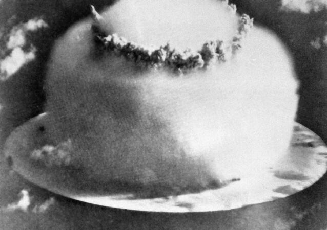 تفجير قنبلة هيدروجينية