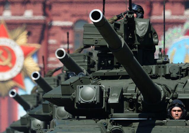 دبابة تي - 90