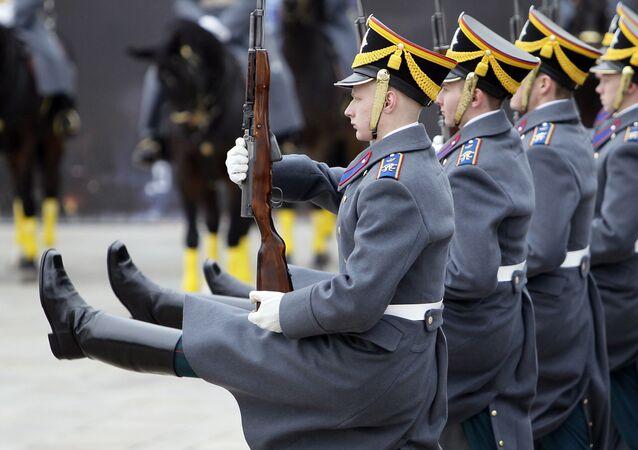 فوج الحرس الرئاسي