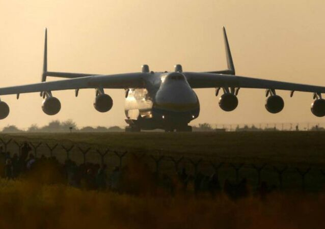 أكبر طائرة في العالم في الهند