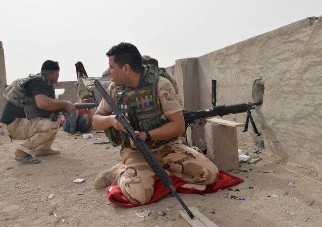قوات الأمن العراقية