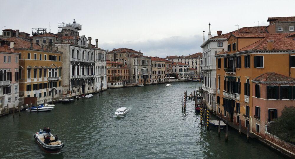 مدينة البندقية الإيطالية