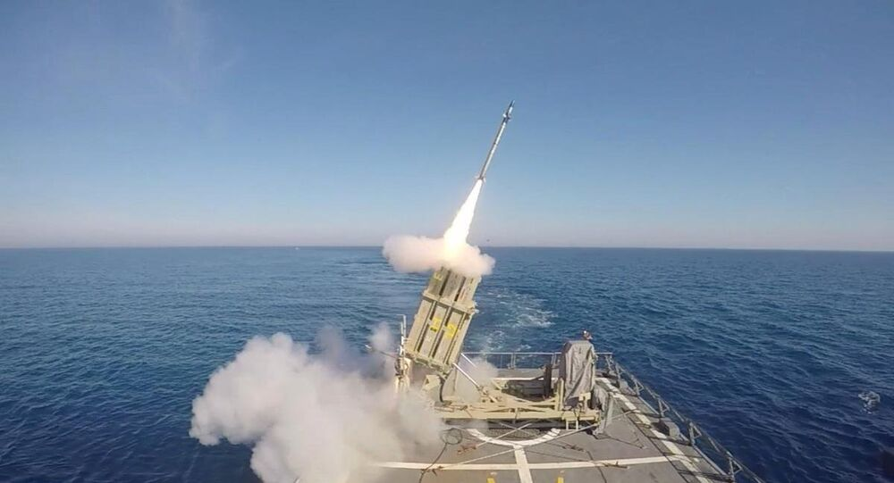 المنظومة أسقطت مجموعة صواريخ خلال تدريب في الآونة الأخيرة