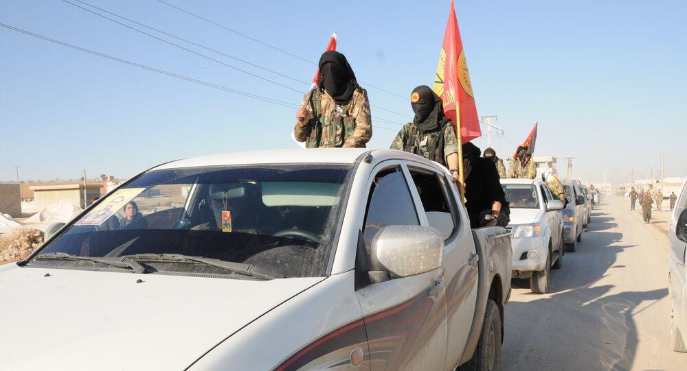 قوات سورية الديمقراطية