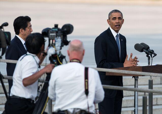 أوباما في هيروشيما