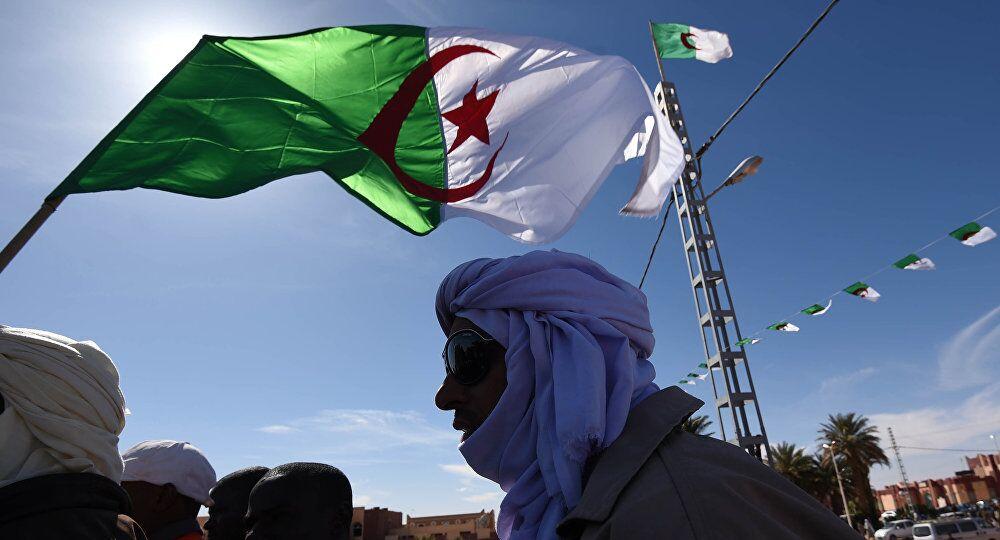 الجزائر