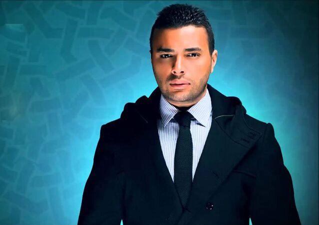 المطرب المصري رامي صبري