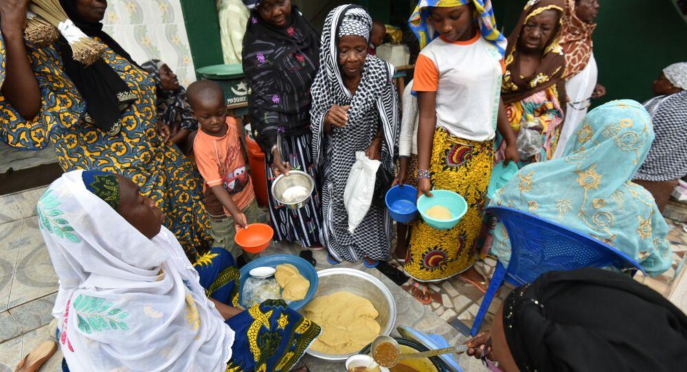 رمضان في ساحل العاج