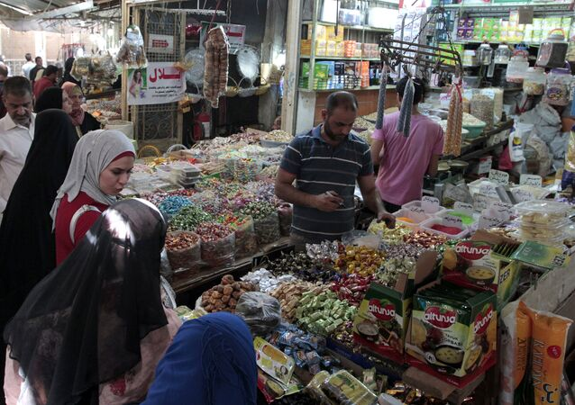 رمضان في العراق