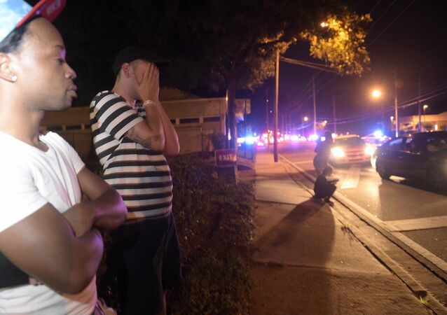 حادث إطلاق نار في مدينة أورلاندو الأمريكية