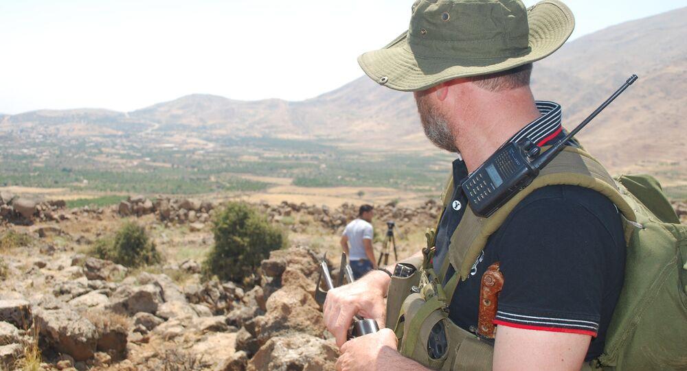 الجيش السوري في القنيطرة