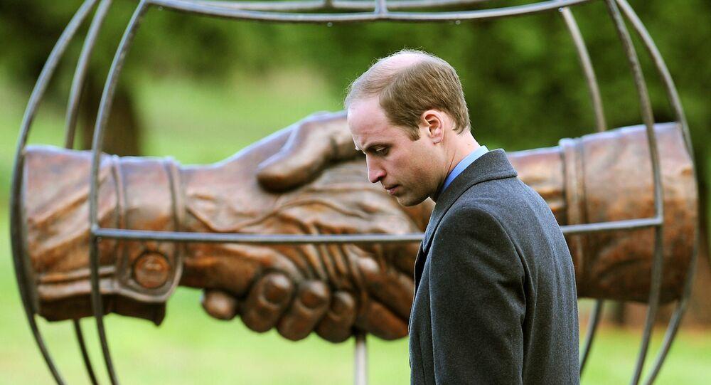 الأمير ويليام