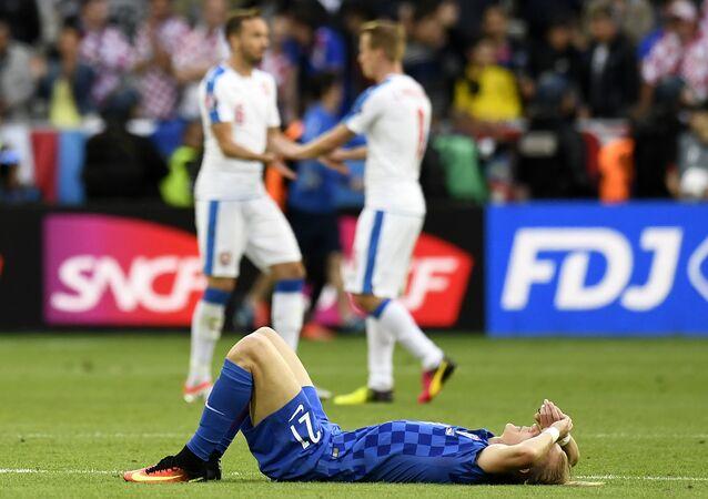 مباراة كرواتيا وتشيكيا