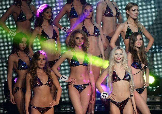 المشاركات في مسابقة ملكة جمال موسكو 2016
