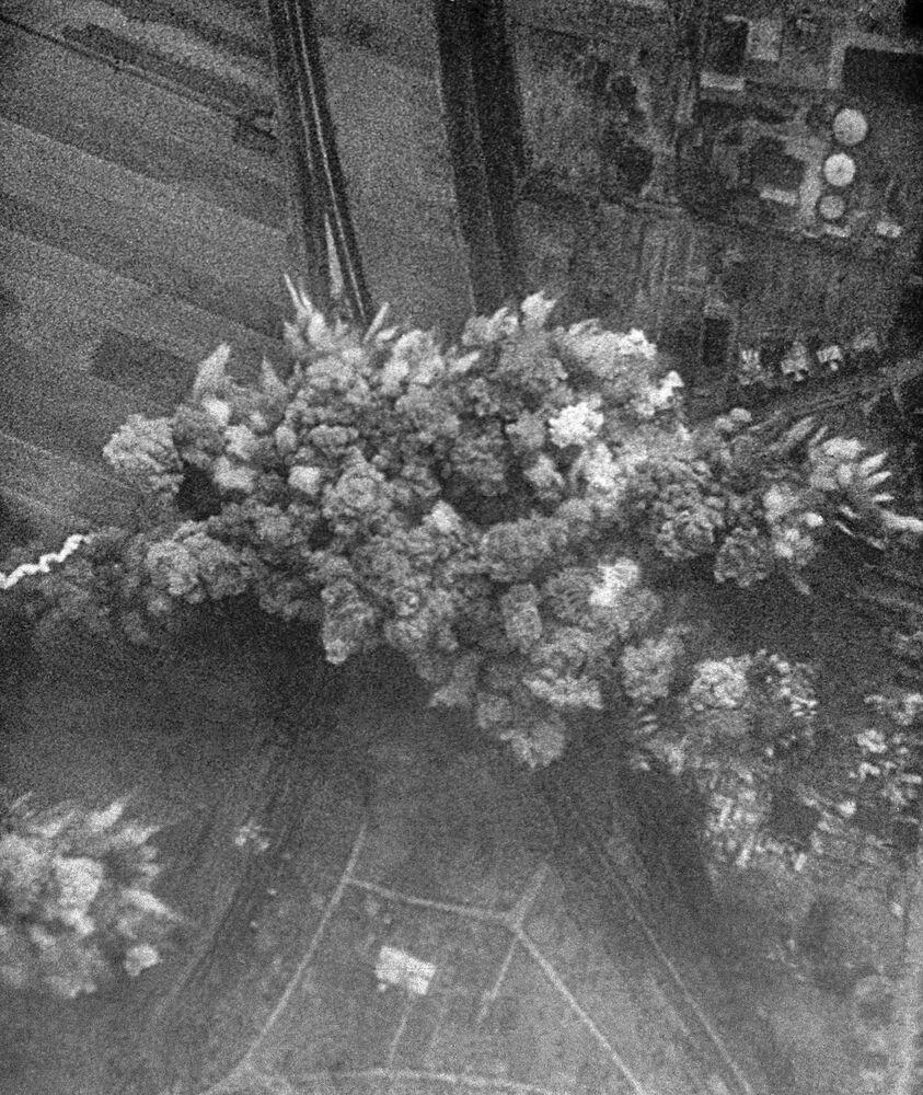 القوات الجوية الألمانية تقصف المدن السوفيتية، 22 يونيو/ حزيران 1941