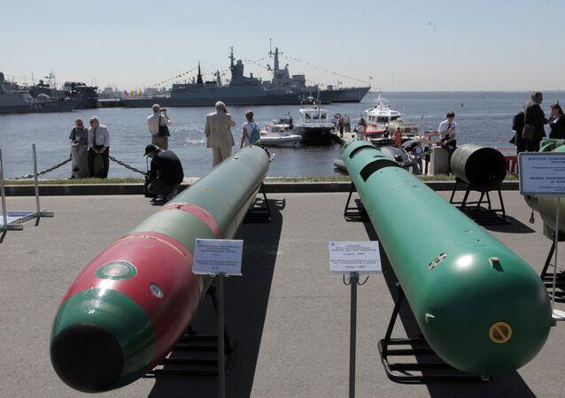 صاروخ طوربيد