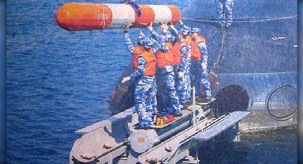 غواصة نووية صينية