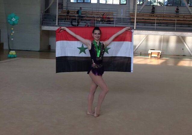 السورية ليلى درويش