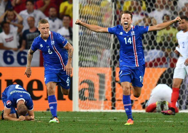إيسلندا تفوز على انجلترا في بطولة كأس الأمم الأوروبية