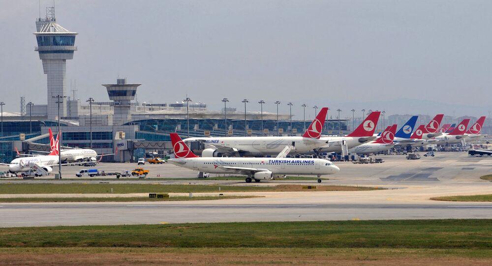مطار أتاتورك، اسطنبول